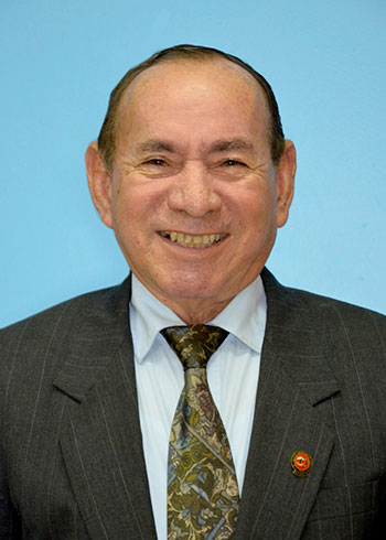 Dr. h. c. Fersen León, MBA