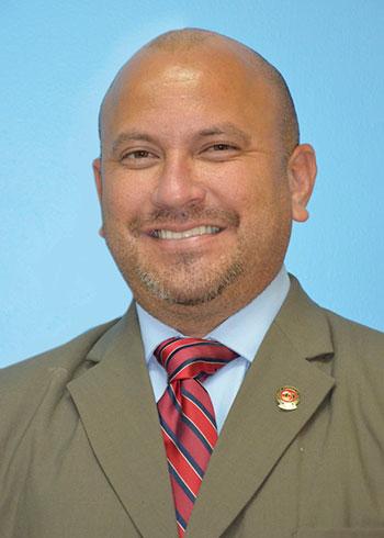 Sr. Fulton Camacho