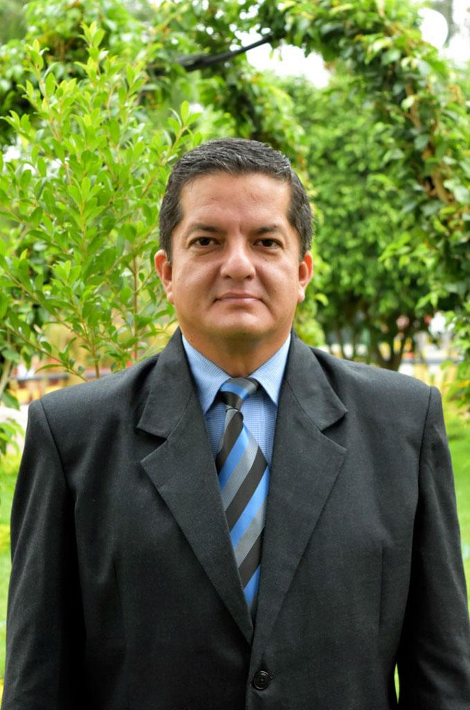 Ing. Carlos Morlas Espinoza,